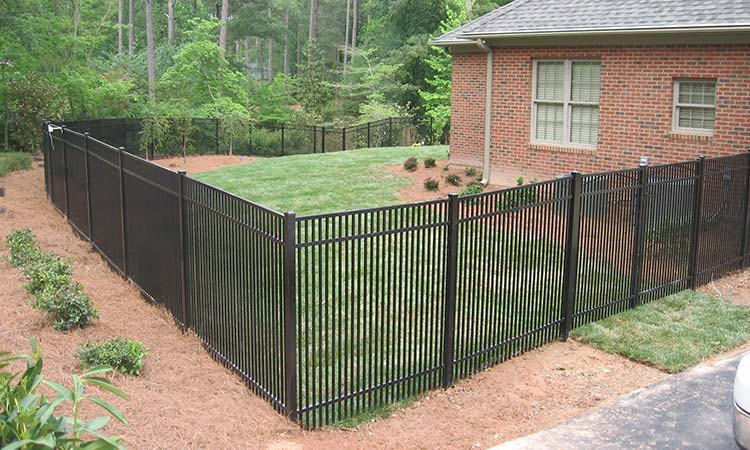 Residential Housing Fence | Hall Fence | Sanford, NC